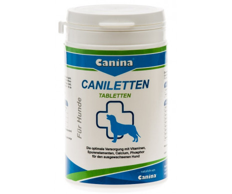 Canina Caniletten Комплекс для взрослых собак