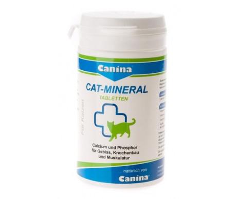 Canina Cat-Mineral Tabs поливитаминый комплекс