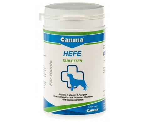 Canina Hefe Комплекс для собак с энзимами, аминокислотами, витаминами
