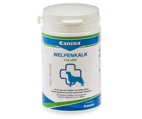 Canina Welpenkalk (Pulver) Порошок для щенков, кальций и фосфор