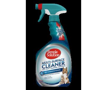Simple Solution Multi-Surface Cleaner Дезодорирующее средство для чистки и устранения запахов