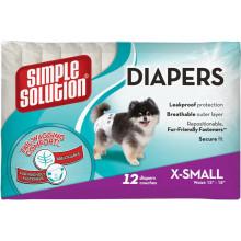 Simple Solution Disposable Diapers Гигиенические подгузники для животных