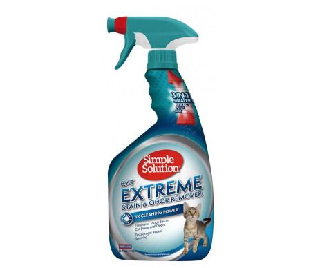 Simple Solution Extreme Cat stain Дезодорирующее средство для чистки и устранения запахов