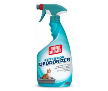 Simple Solution Cat Litter box deodorizer Дезодорирующее средство для чистки и устранения запахов