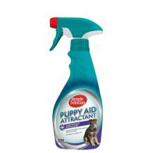 Simple Solution Puppy aid training spray Средство для приучения щенков к туалету