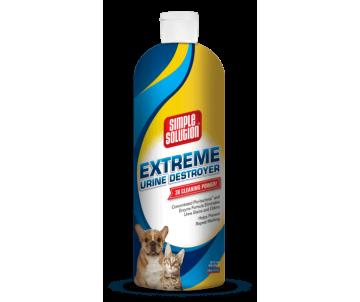 Simple Solution EXTREME URINE DESTROYER Дезодорирующее средство для чистки и устранения запахов