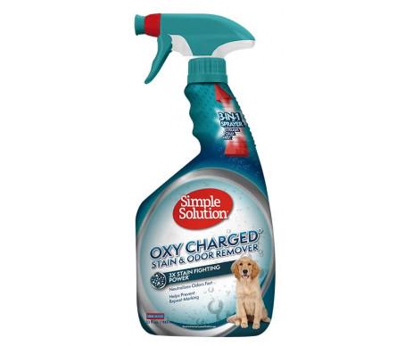 Simple Solution Oxy charged Дезодорирующее средство для чистки и устранения запахов