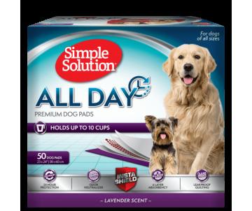 Simple Solution ALL DAY PREMIUM Пеленки гигиенические для собак