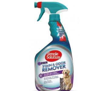 Simple Solution Stain & Odor Remover Дезодорирующее средство для чистки и устранения запахов