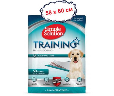 Simple Solution Training premium Пеленки гигиенические для собак