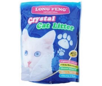 Long Feng силикагель наполнитель для кошачьего туалета