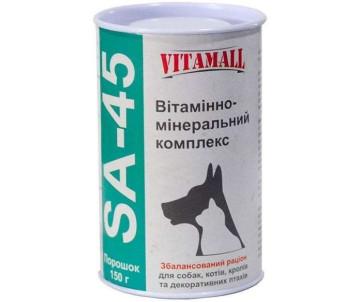 VitamAll SА-45 Витаминно-минеральный комплекс для собак и котов