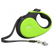 AnimAll Deluxe Green рулетка-поводок для собак