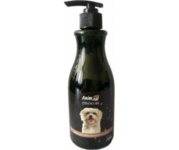AnimAll Groom шампунь для собак с белой и светлой шерстью