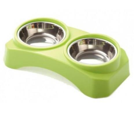 AnimAll миска для кошек и собак, с подставкой