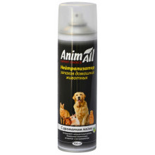 AnimAll Аэрозоль Нейтрализатор запаха домашних животных