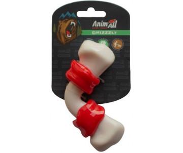 AnimAll GrizZzly Игрушка согнутая косточка