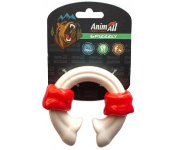 AnimAll GrizZzly Игрушка косточка-кольцо