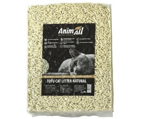 AnimAll Тоффу классик наполнитель для кошачьего туалета