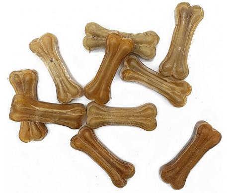 Sweet Bone Rawhide Pressed Bone S