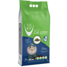 VanCat аромат Сосна бентонитовый наполнитель для кошачьего туалета