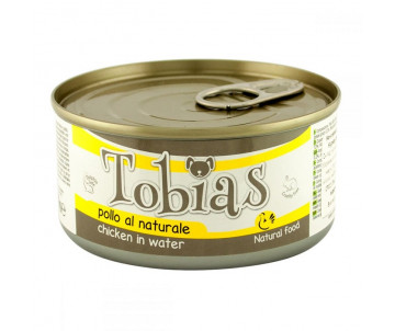 Tobias Dog chicken