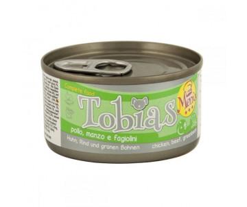 Tobias Dog Menu chicken