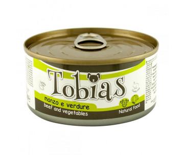 Tobias Dog Beef Vegetables