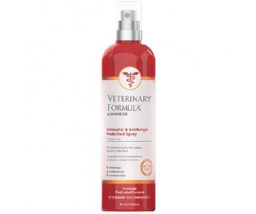 Veterinary Formula Antiseptic&Antifungal Spray антисептический и противогрибковый спрей для собак и котов