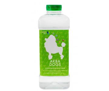 West Vet АкваDogs Полезная вода для собак