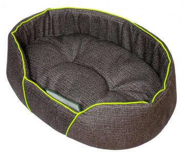 Lucky Pet Долли Лежак для кошек и собак. серый