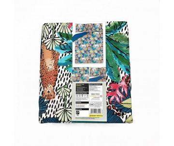 George Home Постельное белье Тропический принт