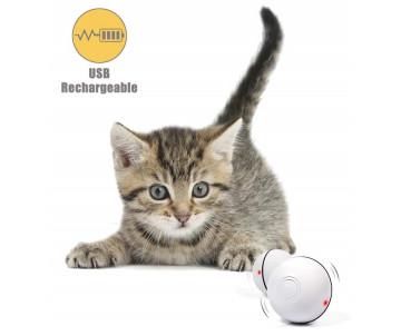 YOFUN Smart Interactive Cat Toy интерактивная игрушка мячик белый