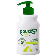 Ceva Douxo S3 Seb Лечебный шампунь для жирной, сухой кожи с перхотью