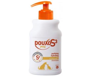 Ceva Douxo S3 Pyo Шампунь для поддержания микробного баланса кожи котов и собак