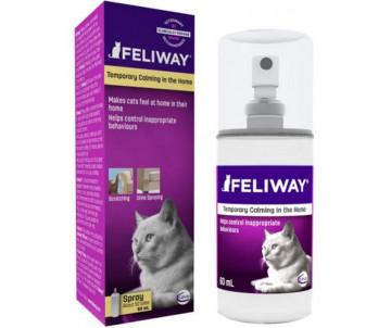Ceva Feliway Classic Спрей для коррекции поведения у кошек