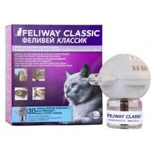 Ceva Feliway Classic (диффузор + сменный блок) Средство для коррекции поведения у кошек