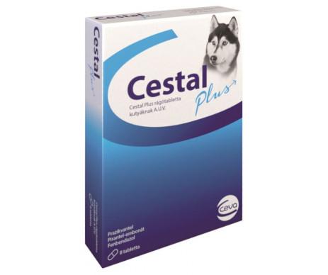 Ceva Cestal Plus Противоглистный препарат для собак