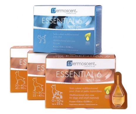 Dermoscent Essential 6 spot-on Средство по уходу за кожей и шерстью кошек