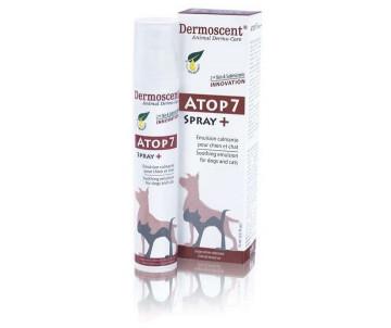 Dermoscent Atop 7 Spray Успокаивающая эмульсия для кожи собак