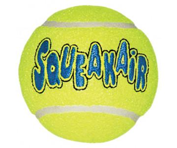 KONG Теннисный мячик воздушная пищалка Игрушка для собак