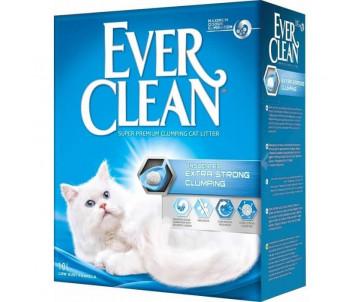 Ever Clean наполнитель для кошачьего туалета Экстра Сила без запаха