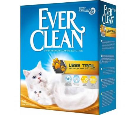 Ever Clean наполнитель для кошачьего туалета Чистые Лапки