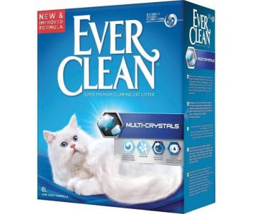 Ever Clean наполнитель для кошачьего туалета Мульти-Кристаллы