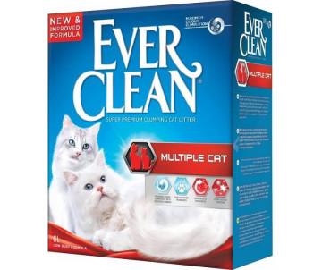 Ever Clean наполнитель для кошачьего туалета Мультикет