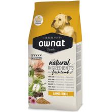 Ownat Dog Adult Lamb Rice Classic