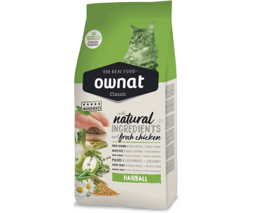 Ownat Cat Adult Hairball Classic