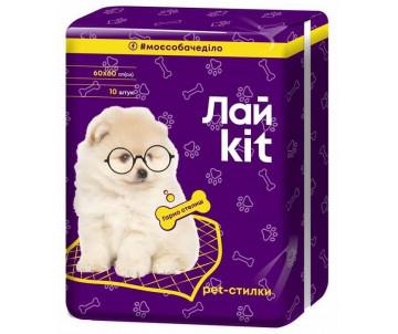 ЛайKit Пеленки гигиенические для животных