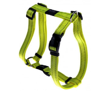 Rogz Utility Yellow Нейлоновая шлея для собак, желтая