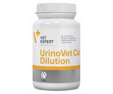 VetExpert UrinoVet Cat Dilution Поддержание и восстановление функций мочевой системы у кошек